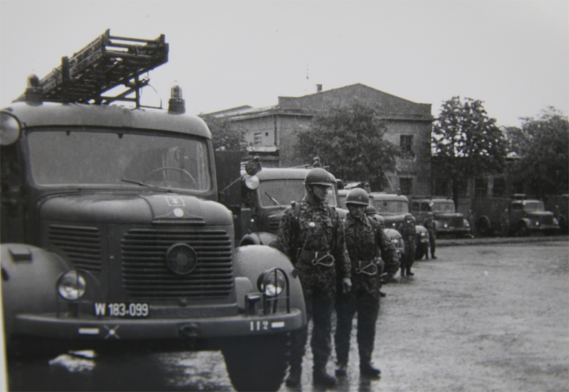 Aus der Geschichte: Vom Hauber zum Frontlenker